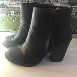 Silence + Noise Heeled Bootie